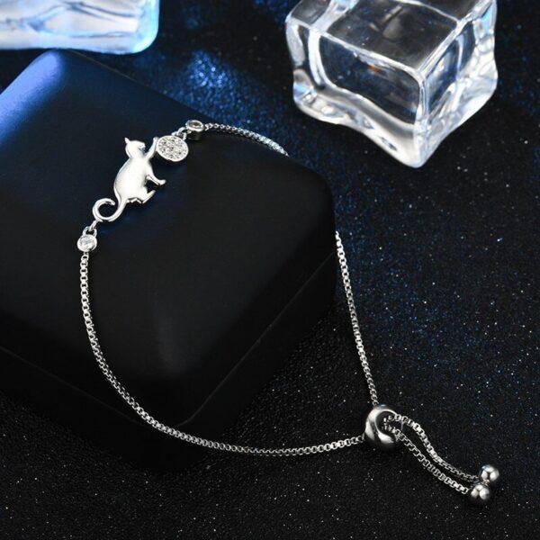 bracelet chat joueur
