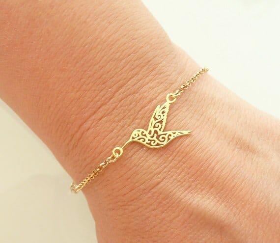 bracelet fantasie colibri